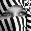 Stock Photo: Arabic eyes