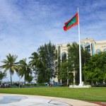 Male - capital of Maldives — Stock Photo