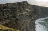 200 meter hohen klippen von moher — Stockfoto