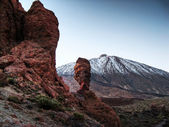 Volcano El Teide — Stock Photo