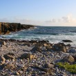 Beach in Fanore — Stock Photo