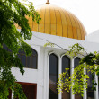Muslim mosque - Stock Photo