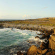 Stock Photo: Irish coast panoramic
