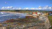 Lahinch beach — Stock Photo