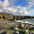 Irish atlantic coast — Stock Photo