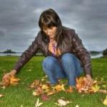 Autumn scenery — Stock Photo #2459321