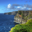 Stock Photo: Cliffs of Ireland