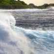 Maldivian wave — Stock Photo