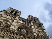 Notre Damme — Stock Photo