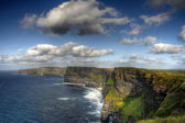 Cliffs of Moher - HDR - Ireland — Stock Photo