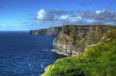 Cliffs of Ireland — Stock Photo