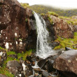 Mountain waterfall — Stock Photo