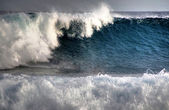 Huge wave — Stock Photo