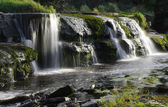 Ennistymon cascades — Stock Photo