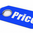 Price Tag - Stock Photo