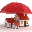Property insurance - Foto de Stock
