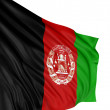 Royalty-Free Stock Photo: 3D Afghani flag
