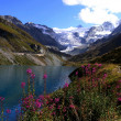 Foto Stock: Mountain Lake
