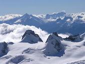 阿尔卑斯山 — 图库照片
