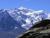 Mont blanc — Foto Stock