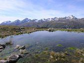 Lac de montagne — Photo