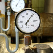 Manometer pressure - Stock Photo