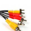Audio video cable — Stock Photo #2286299