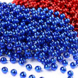 Colored plastic beads — Stock Photo #2286930