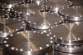 Stainless steel — Stock Photo