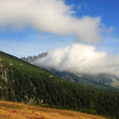 High Tatras mountains in Slovakia — Stock Photo