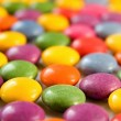 Colored bon bons background — Stock Photo