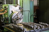 Horizontal milling machine — Stock Photo