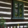 Timbered cottage — Stock Photo