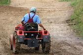 Sport traktorer — Stockfoto
