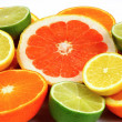 Citrus Fruits — Stock Photo #2410621