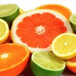 Royalty-Free Stock Photo: Citrus Fruits
