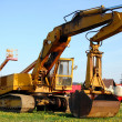 Royalty-Free Stock Photo: Digger