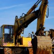 Digger — Stock Photo #2410870