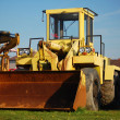 Digger — Stock Photo #2410891