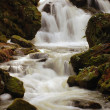 River flowing over stones — Stock Photo #2411217
