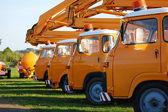 Araç kabinler — Stok fotoğraf