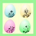 Easter eggs — Stock Photo #2415934