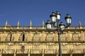 PLAZA MAYOR SALAMANCA — Stock Photo