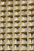 FASSADE BENIDORM — Stock Photo