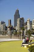 BENIDORM PONIENTE — Stock Photo