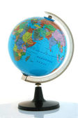 School Globe isolated — Stock Photo