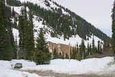 Winter in the mountains — Foto de Stock