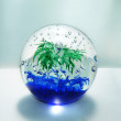Crystal Ball — Stock Photo
