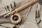 Vai pescar — Fotografia Stock