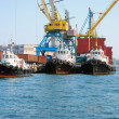 Sea port — Stock Photo #2639167